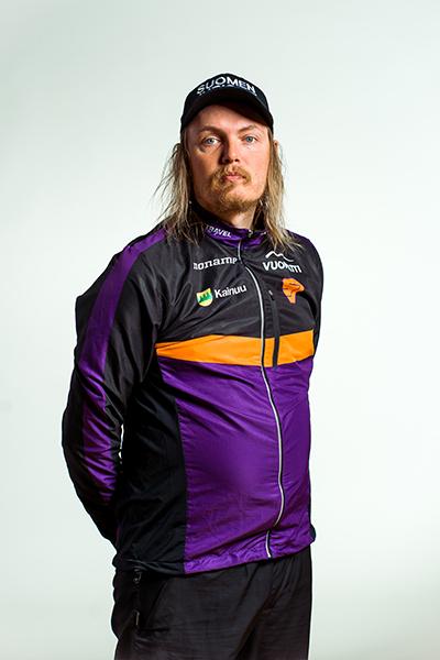 Juha-Matti Halonen - Sotkamon Jymy