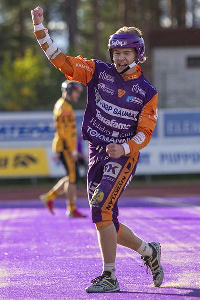 Kalle Kuosmanen - Sotkamon Jymy