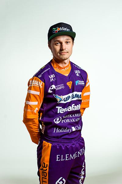 Antti Kiiskinen - Sotkamon Jymy