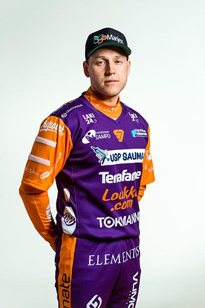 Antti Korhonen - Sotkamon Jymy